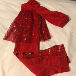 GAP long sleeve romper!! Worn once size 18-24